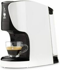 BIALETTI OPERA MACCHINA CAFFE' ESPRESSO MONOSYSTEM SOLO CAPSULE 1450W BIANCA
