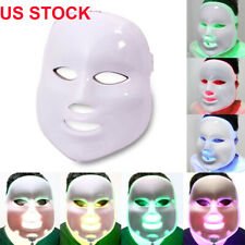 LED Skin Rejuvenation Mask Anti Aging Facical Mask PDT Wrinkle Removal Photon