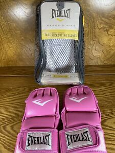 Everlast Ta:6 Women's Advanced Kickboxing Gloves 6 oz Small/Medium Pink 7540PSM