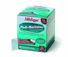 Medique Products 47915 Medi-Meclizine Motion Sick Relief Tablets, 1000 Tablets,