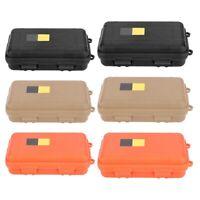EDC Outdoor Waterproof Equipment Sealed Box Dustproof Pressure-Proof ^