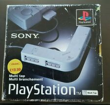 Boxed Official PS1 Multi-Tap Adapter SCPH-1070 Boxed