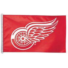 Detroit Red Wings Flag 3 x 5