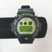 Limited Edition Casio G-SHOCK Watch - 1289 [DW-6900CS] Black & Neon Green