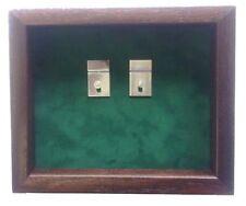 Medium Green Medal Display Case