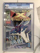 X-FACTOR #24 Grade 9.2 Copper Age Marvel! 1st full Archangel appearance!