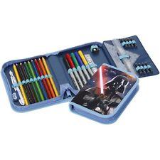 Star Wars Federmappe/ Schuletui - 30. teilig Darth Vader - NEU mit Etikett