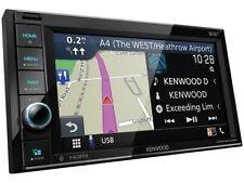 Kenwood DNR4190 DABS 2-DIN Autoradio Navigation AppleCarPlay BT inkl. Antenne
