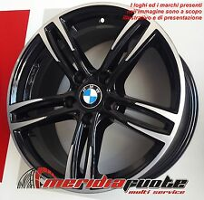 MM045 BP 1 CERCHIO IN LEGA ECE 124 8J 18 ET30 5X120 72,6 X BMW SERIE 3 5 X1 X3 +