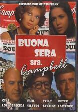 BUONA SERA, MRS. CAMPBELL **Dvd R2** Gina Lollobrigida Telly Savalas