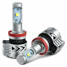 JDM ASTAR 7S 8000LM H11 Headlight High/Low Beam  Fog Light Cornering Bulbs White