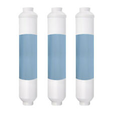 Replacement RO Filter for Apec Water SILGAC1014 / 5-TCR-3-8 Filter (3 Pack)