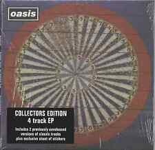 Oasis - Stop The Clocks EP 2006 UK CD Gatefold Digipak Factory Rkidscd37