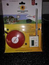 Watchman Sonic (alarme) réservoir d'huile Niveau Moniteur Indicateur Capteur Gauge