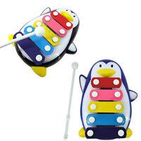 Babys Spielsachen Kinder Spielzeug Pinguin 5-Note Xylophon Musical Lernspielzeug