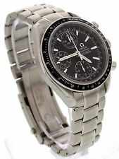 Omega analoge Armbanduhren mit Chronograph Funktion