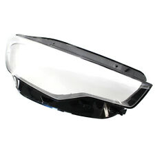 Right Side Cover Headlight Lens Headlamp Cover Plastic For Audi A6 C7 12-15