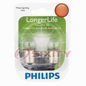 Philips Tail Light Bulb for Renault R16 1969-1972 Electrical Lighting Body un