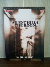 Ps2 PC XBOX silent hill 4 the room strategy guide book