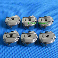 6 PCS LARGE (M) BOBBIN CASE FOR GAMMILL LONG ARM QUILTER