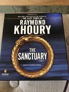 The Sanctuary by Raymond Khoury  Audiobook