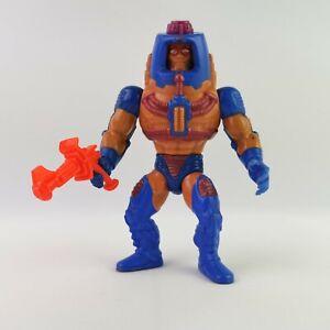 Man-E-Faces Vintage Action Figure Original 1982 Release Complete - MOTU He-man
