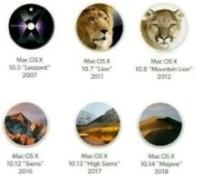 6   osx bootable      10.5.---- 10.7------10.8-----10.12-----10.13-----10.14
