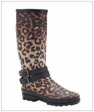 Damens's Stiefel Leopard Rain Stiefel Damens's     3d91a4