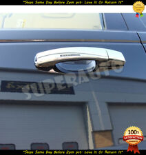 FOR SELECTED LAND ROVER RANGE ROVER MODEL CHROME DOOR HANDLE COVERS NO KH