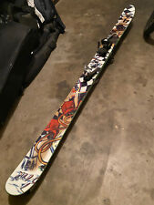 New listing 183cm 4Frnt Vct Turbo Skis With Bindings