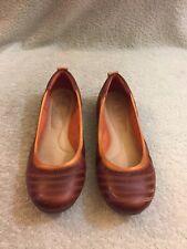 Timberland Earthkeeper 8939R Ellsworth Flat Shoes Burt Or Women's Sz 7 Eu 38