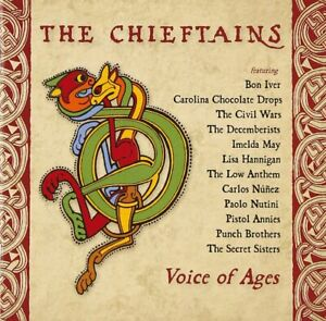 THE CHIEFTAINS - VOICE OF AGES CD ~ BON IVER~IMELDA MAY~PAOLO NUTINI +++ *NEW*