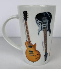 Kent Pottery England Godinger & Co. GUITARS 16 Ounce Mug VGC