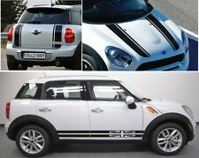 BONNET +SIDE+BOOT  MINI COOPER COUNTRYMAN  Colour Options