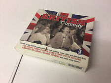 Various Artists - Best Of British Comedy [Go] (2013) 3 CD BOX SET
