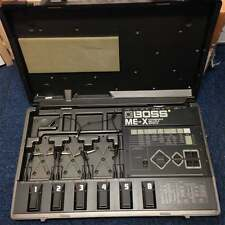 Boss ME-X Expandable Multi Effects Processor / Pedal (Pre Owned)