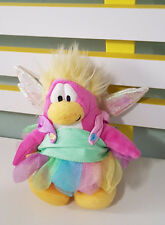 CLUB PENGUIN PLUSH TOY FAIRY ABOUT 19CM CHARACTER TOY SOFT TOY!