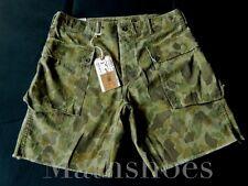 Polo Ralph Lauren Camo Cargo Shorts $165NWT utillity trail canvas p military 34