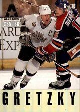1993-94 Leaf Gold All-Stars #6 Wayne Gretzky /Doug Gilmour (ref 16451)