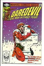 DAREDEVIL # 182 (Frank Miller Art, PUNISHER app. MAY 1982), NM-