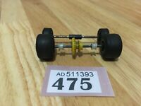 Scalextric Car Spares Lotus John Player Special JPS C050 Axles & Wheels Lot 475