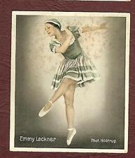 Emmy Lackner Die Tanzbühnen der Welt Nr. 48 ca. 1934
