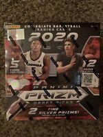 2020-21 Panini Prizm Draft Picks Basketball Retail Mega Box