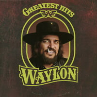 Waylon Jennings - Greatest Hits [New Vinyl LP] 150 Gram, Download Inse