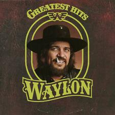 Waylon Jennings - Greatest Hits [New Vinyl LP] 150 Gram, Download Insert