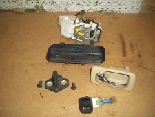 LOT 1991 HONDA ACCORD LX RIGHT REAR DOOR HANDLE LATCH SWITCH 1992 1993 1990 4DR