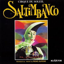 Cirque Du Soleil: Saltimbanco   Rene Dupere   CD