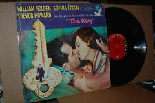 THE KEY: RARE 1958 COLUMBIA 1185 VG++ MOVIE SOUNDTRACK LP; NOT ON CD