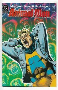Animal Man #2 DC Comics 1988 VF+