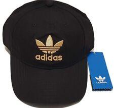 Adidas Originals Trébol gorra Béisbol ajustable tira trasera - Cz0985-negro 08cf8e96002